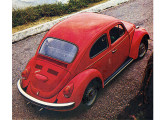 Fuscão - um dos três lançamentos Volkswagen de agosto de 1970.