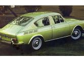 Volkswagen 1600 TL, outra novidade de 1970.