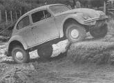 Protótipo Fuscão Safari, de 1972 (foto: O Globo).