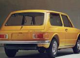 VW Brasília 1973.