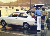 Passat três-portas 1976.