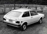 Volkswagen Gol 1980.