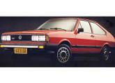 Pointer – o Passat esportivo lançado para 1984; a dianteira fora alterada um ano antes.