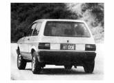 Protótipo do mini-carro BY, desenvolvido na década de 80 pela Volkswagen brasileira (fonte: Autoesporte).