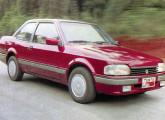 Apollo: primeiro produto híbrido Volkswagen-Ford, em teste pela revista 4 Rodas (foto: 4 Rodas).