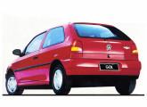 Gol de segunda geração, lançado em 1995, após a dissolução da Autolatina.