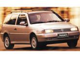 Parati Geração II, de 1995.