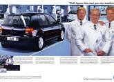 A modernidade tecnológica da nova fábrica VW de São José dos Pinhais foi o cenário da campanha publicitária de lançamento do Golf nacional.