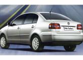 Sedã Polo, lançado no XXII Salão do Automóvel.