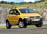 Volkswagen CrossFox.