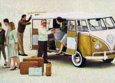 Kombi Especial com os novos pisca-pisca sobre os faróis, introduzidos em 1961.