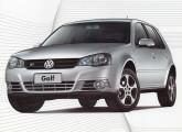 Golf GT 2.0, novidade de 2008.